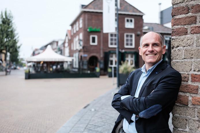 Niek Mares van Binnenstad Bedrijf Doetinchem.