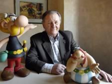 Asterix-tekenaar Albert Uderzo (92) overleden: 'Wereld heeft beetje kleur verloren'