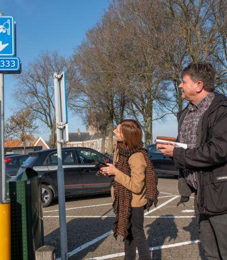 Ondernemers: 'Veere prijs zich uit de markt door parkeertarieven'