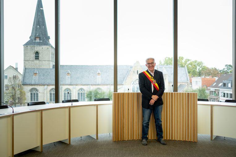Burgemeester Paul Verbeeck