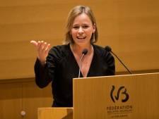 Caroline Désir a rencontré les syndicats des enseignants
