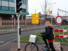 Weer gaat tunnel Brinkgreverweg bij Deventer binnenstad er uit, maar nu slechts even
