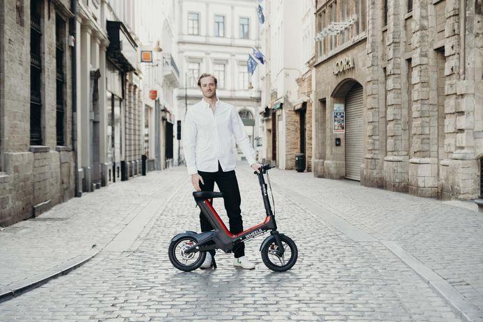 Présente à Bruxelles dans un premier temps, Wheels pourrait bien s'étendre à d'autres villes belges si le succès est au rendez-vous.