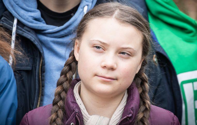 De Zweedse klimaatactiviste viert vandaag haar zeventiende verjaardag.