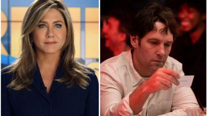 Jennifer Aniston en Paul Rudd mogen Golden Globe uitreiken