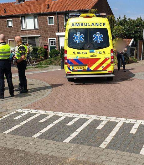 Kind (4) gewond door aanrijding met taxi in Aalten