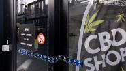 Cannabisshop heropent vrijdag al opnieuw. Politie ontzegelt pand na eerste analyse van stalen