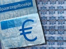 Albert Heijn stopt met koopzegels plakken, alleen nog sparen via app