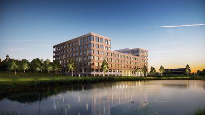 Nieuw kantoorgebouw landmark op 't Hoge