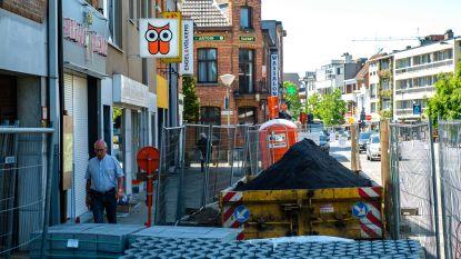 """Open Vld wil werken Hovestraat uitstellen om winkeliers te sparen: """"Niet opzadelen met tweede financiële kater"""""""