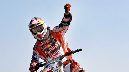 Nederlander Herlings wint in MX2, Julien Lieber negende