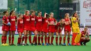 Red Panthers spelen om vijfde plaats na winst tegen India