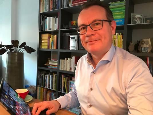 Wethouder Mario Jacobs.