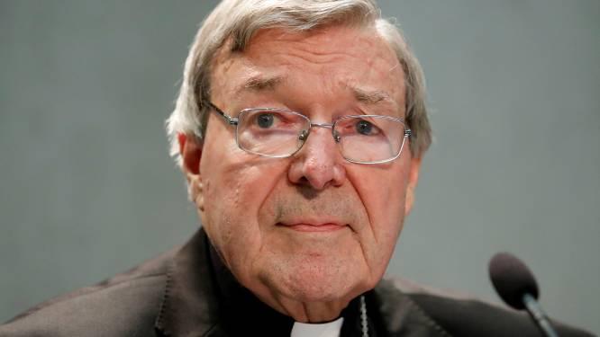 Van misbruik beschuldigde kardinaal in Australië aangekomen