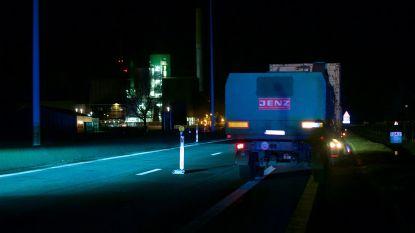 """Ongeval met vrachtwagen en personenwagen op N49: """"Geen zwaargewonden"""""""