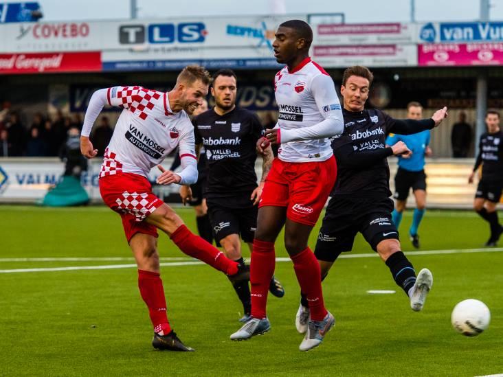 Tyrone Conraad en Sven van Ingen bezorgen Kozakken Boys revanche tegen GVVV