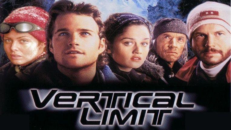 Vertical Limit (2000). Beeld YouTube