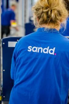 Circa 8500 mensen van postbedrijf uit Apeldoorn Sandd raken hun baan kwijt