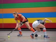 Hockeysters Upward en HCM staan voor Arnhemse clash: wie is de beste in de zaal?