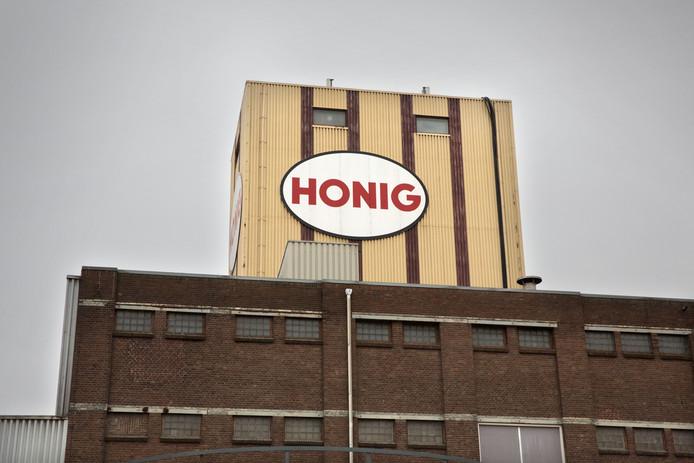 De Honigfabriek, waar vroeger de Hollandiafabriek gevestigd was.