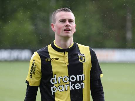 Joris Klein-Holte van Vitesse naar Bennekom van broer Martijn