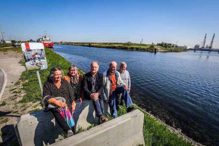 Groen VZW tegen uitbreiding Boudewijnkanaal
