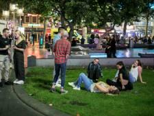 Gevreesde overlast rond uitgaanspleinen centrum blijft uit