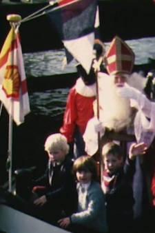Zo zag de Sinterklaasintocht er vroeger uit in de regio