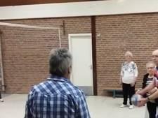 Team Emst draait warm voor Senioren sportdag