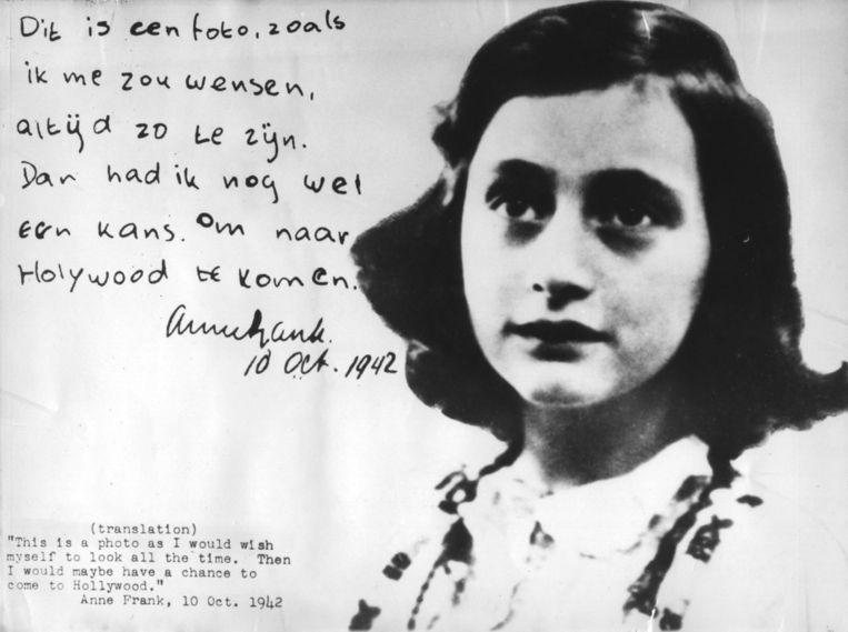 Citaten Uit Dagboek Anne Frank : Onderzoekers ontcijferen twee afgeplakte schunnige