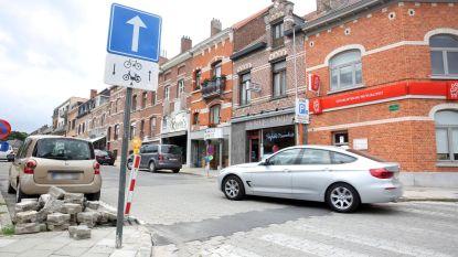 """Ouderraad Sint-Alena wil eenrichting Verheydenstraat omkeren: """"Levensgevaarlijke situatie voor onze kinderen"""""""