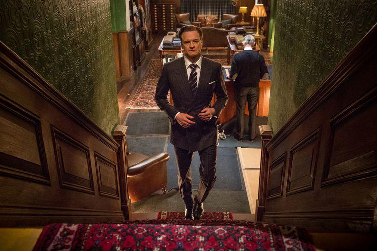 Kingsman: The Secret Service (2014) 30.922.987 keer gedownload in 2015 Beeld