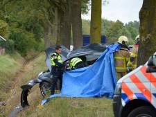 20-jarige automobilist overleden na eenzijdig ongeluk in Doetinchem