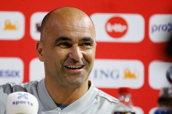 """""""Interdiction de parler de football"""", chez les Martinez, en marge du duel entre les Diables Rouges et l'Ecosse."""