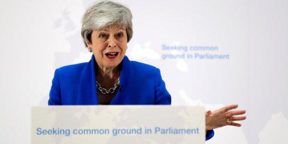 Premier May sluit tweede referendum over Brexit niet langer uit