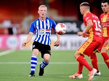 Eindhovenaar Valentino Vermeulen tekent zijn eerste profcontract bij FC Eindhoven