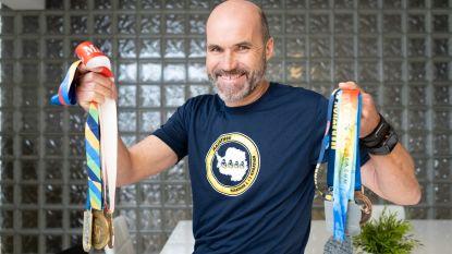 In 5 jaar loopt Jan (51) zeven marathons op zeven continenten... Tussendoor bedwingt hij ook nog even prostaatkanker
