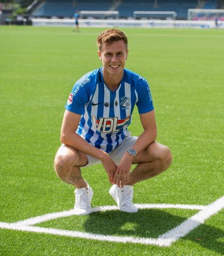 FC Eindhoven rondt pittig transferdossier af: 'Deze kans moesten we grijpen'