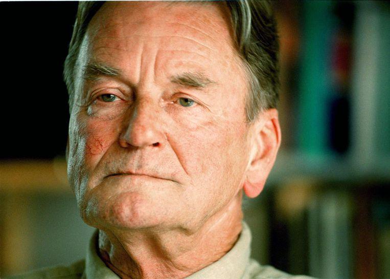 Harry Kuitert in 2000. Beeld Dijkstra b.v.