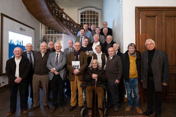 De Koninklijke Lierse Persbond bestaat zestig jaar en bracht naar aanleiding daarvan een boek uit.