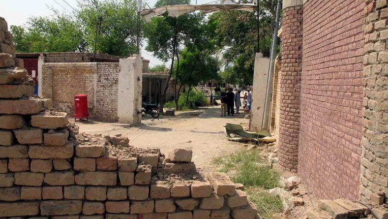 Gevangenis in Pakistan Beeld ANP