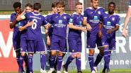 Piepjong Anderlecht begint met nipte derbyzege tegen RWDM aan seizoen