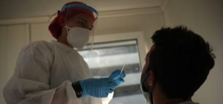 Plus de 1.000 contaminations en moyenne par jour