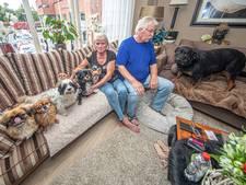 Johnny en Rinske dreigen huis in Zwolle te verliezen vanwege hun 9 honden, maar 'wegdoen? Nooit. Dan maar op straat'