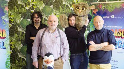 """Jean-Marie Dedecker leent stem aan knorrige pinguïn Skipper voor musical Madagascar: """"Ik had geen moeite om me kwaad te maken"""""""