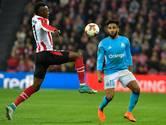 Honderdste EL-goal helpt Bilbao niet