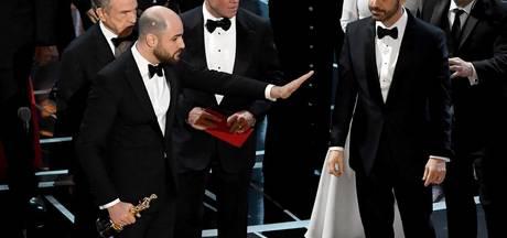 Trump dankbaar doelwit tijdens chaotische Oscars