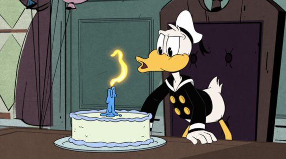 Donald Duck wordt 85.