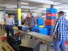 Achterhoekse voedselbank voorbereid op meer klanten