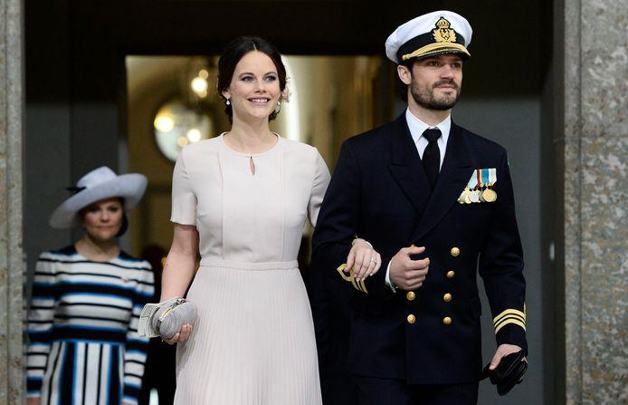 De Zweedse prinses Sofia heeft een driedaagse medische cursus gevolgd en kan daardoor als ondersteunend zorgmedewerker in het Sophia-huis in Stockholm aan de slag.
